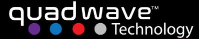 quadwaveTM Technology Logo