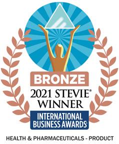 2021 Stevie Award Winner - Health & Pharmaceuticals - Product