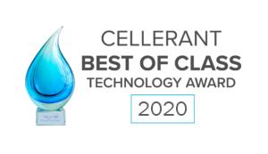 Cellerant Best of Class Technology Award 2020